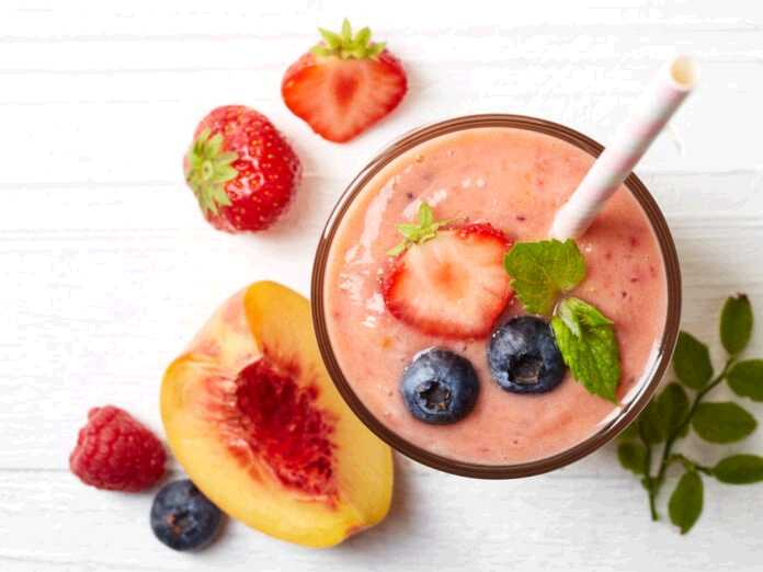 Diabetes-friendly smoothies