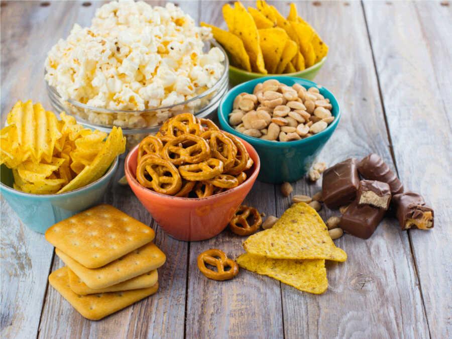5 Popular Snacks Diabetics Should Avoid Eliminate Sugar